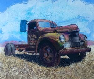 Truck 1 by John Adams