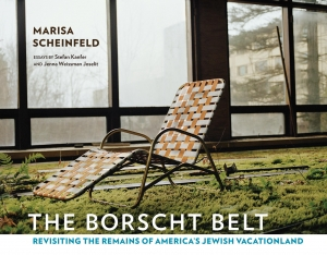 The Borscht Belt book cover