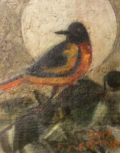 Nightbird by Helena Clare Pittman
